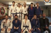 Azules Team Jucao Spain: Julen,Aritza, Ander, David, Oskar, Ibon, Ugaitz y natxo
