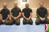 Campeonato Face To Face brazilian jiu-Jitsu- Equipo Team Jucao Spain: Referee Team- Cleyton, Leo Costa, Kiko, Xabi.