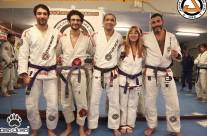 Morados team Jucao Spain: Guillermo, Igor, Kontxi y gotxi, aitor Arandia