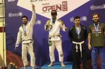 Madrid Open IBJJF@ 20-11-2016 Equipo Team Jucao Spain- Samuel Pessoa Campéon.