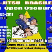 Proximamente dia 11 de Marzo ll Open OsoDuro de jiu-jitsu abierto a todos los equipos.