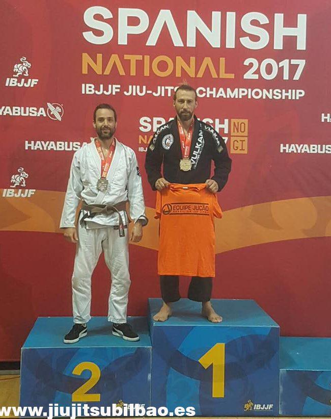 Hector Rodriguez Campeón Categoría Máster 2 Pena Marrón Spanish National-Guadalajara 17-Junio 2017