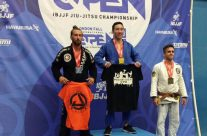 Héctor Rodriguez Team Jucao Spain 2º Puesto en el London Fall 2017 ibjjf.