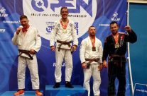 Xabi Rapado Team Jucao Spain 2º Puesto en el London Fall 2017 ibjjf.