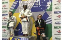 Chloe Treacy – Team Jucao Spain 3º Puesto en el Europeo Junior en Londres 19-11-2017
