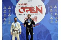 Héctor Team Jucao Spain Campeón open Madrid IBJJF 19-11-2017