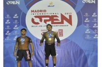 Lukasmar Team Jucao Spain 2º Puesto en el Open Madrid IBJJF 19-11-2017